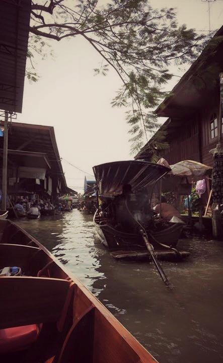 Bangkok - Floating Markets (2)