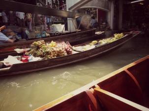 Bangkok - Floating Markets