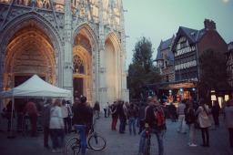 Concert in Rouen