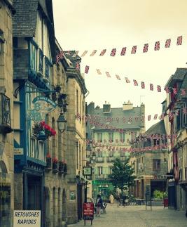 More Flags in Quimper