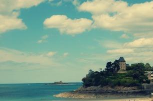 The Sea in Dinard